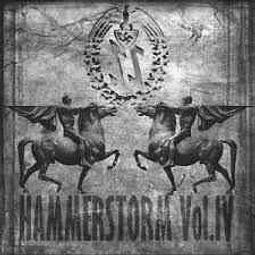 Hammerstorm Vol. 4 (CD)