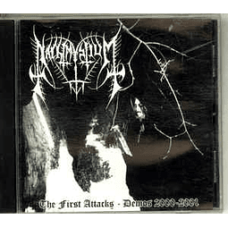 Nachtmystium-The First Attacks - Demos 2000-2001 (CD)