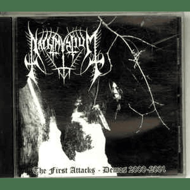 Nachtmystium-The First Attacks - Demos 2000-2001 (CD)