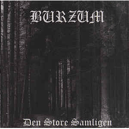 Burzum-Den Store Samligen (CD)