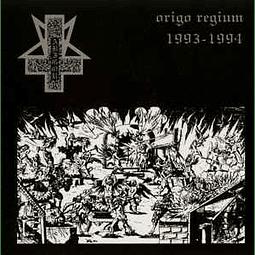 Abigor-Origo Regium 1993-1994 (CD)