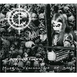 Carpathian Forest-Morbid Fascination Of Death (CD)