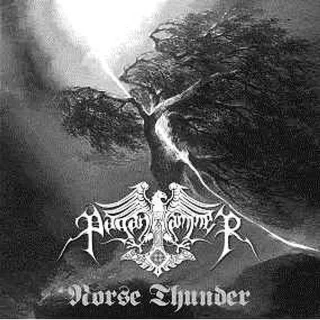 Pagan Hammer-Norse Thunder (CD)