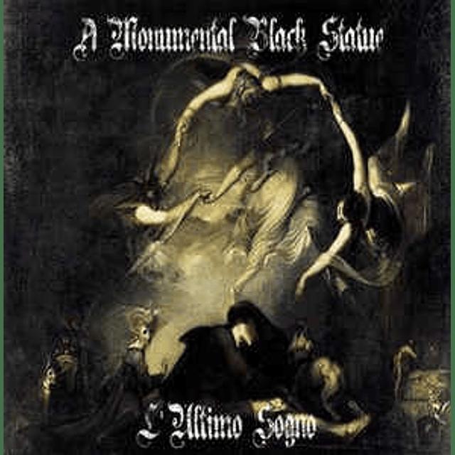A Monumental Black Statue-L'ultimo Sogno (CD)