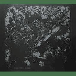Menneskerhat-Blut Und Eisen (CD)