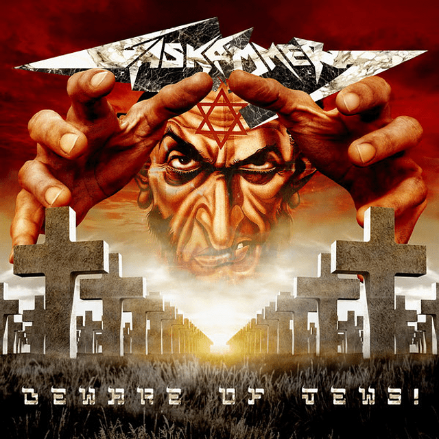 Gaskammer-Beware of Jews! (CD)