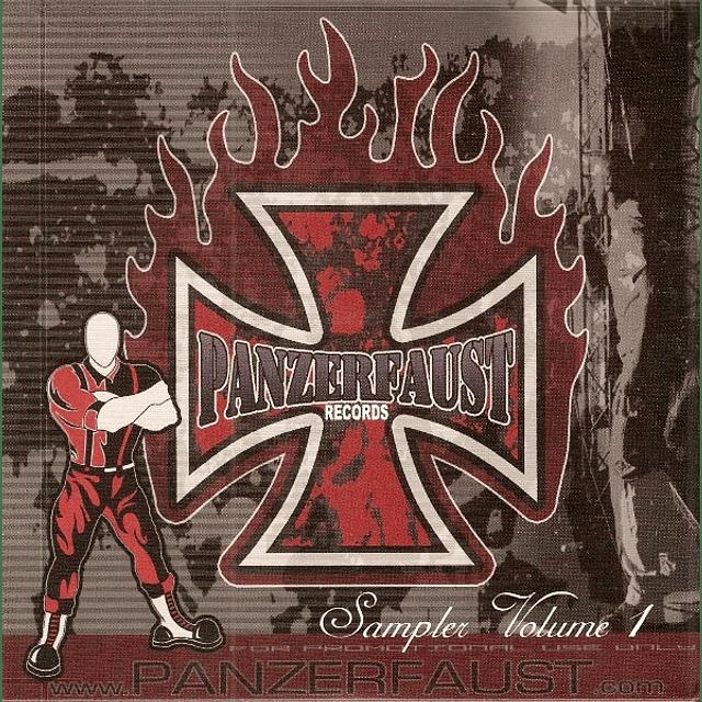 Panzerfaust Records Sampler Volume 1 (CD)