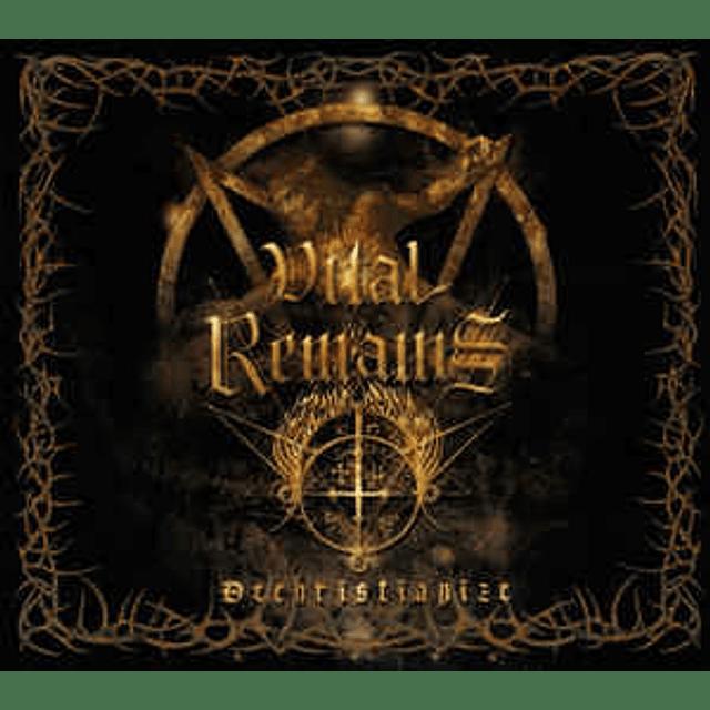 Vital Remains-DeJudeochristianize (CD)