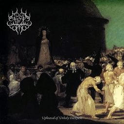 Set-Upheaval Of Unholy Darkness (CD)