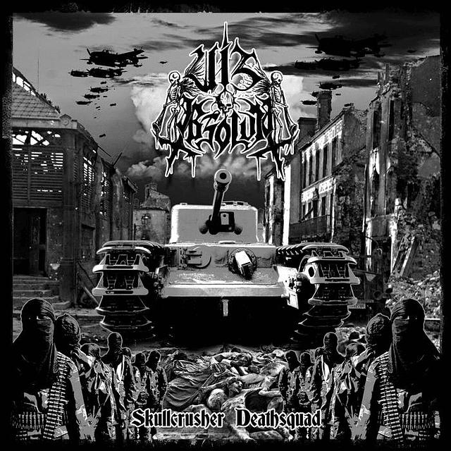 Vis Absoluta-Skullcrusher Deathsquad (CD)