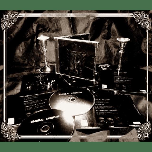 Sacrifício Sumério / Ordnung / Army Of Helvete-Umbral Regnum (CD)