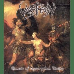 Varathron-Genesis Of Apocryphal Desire (CD)
