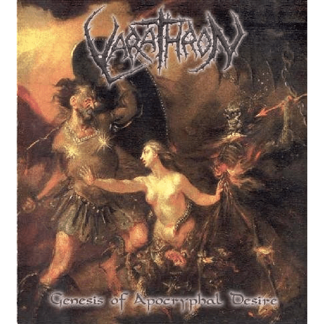 Varathron-Genesis Of Apocryphal Desire (CD)