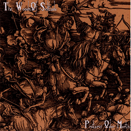 The Woods of Solitude-Protervi Odor Mortis (CD)