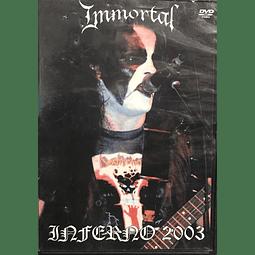Immortal-Live At Inferno Festival 2003 (DVD)