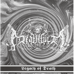 Death Cult-Legacy Of Death (CD