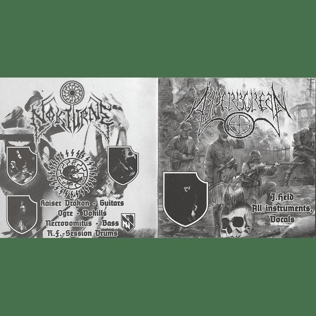 Death Cult-Legacy Of Death (CD