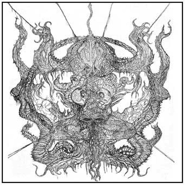 VON / Take Over and Destroy-Black Mass: Jesus Stain (CD)