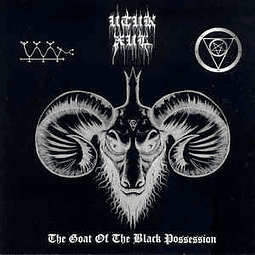 Utuk Xul-The Goat Of The Black Possession (CD)