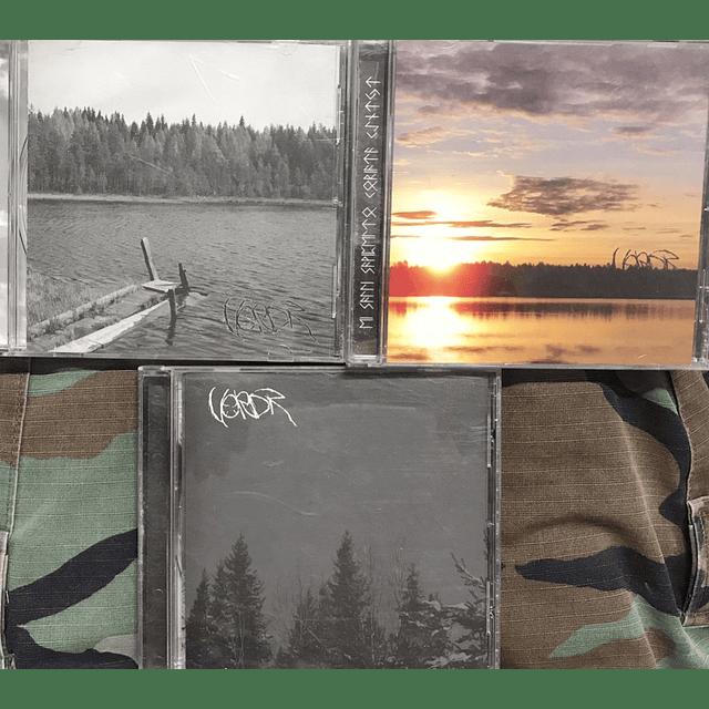 Vordr-I, II & III (CD)