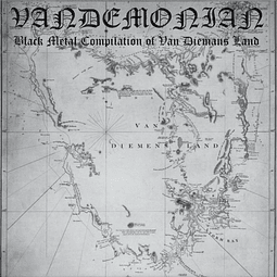 Vandemonian - Black Metal Compilation Of Van Diemans Land (CD)