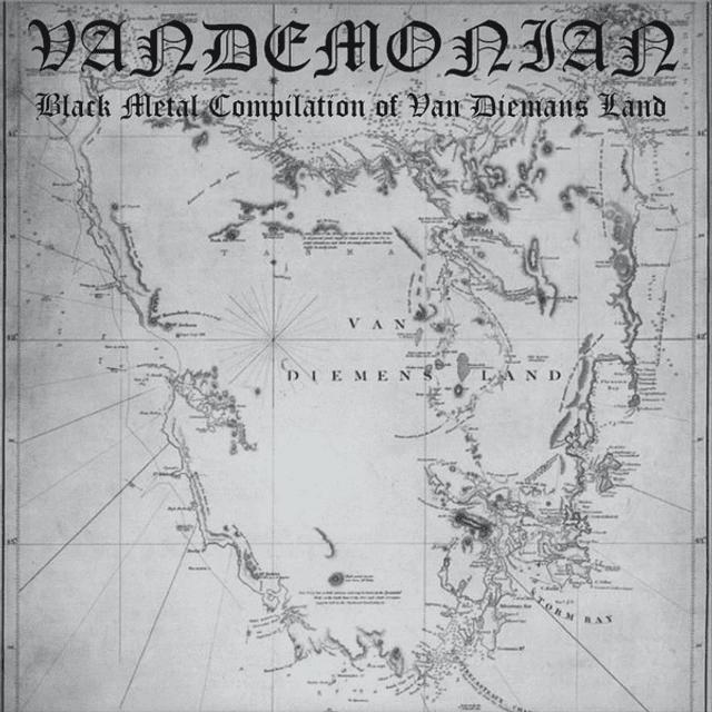 Vandemonian - Black Metal Compilation Of Van Diemans Land (CD)