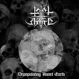 Total Hate-Depopulating Planet Earth (CD)