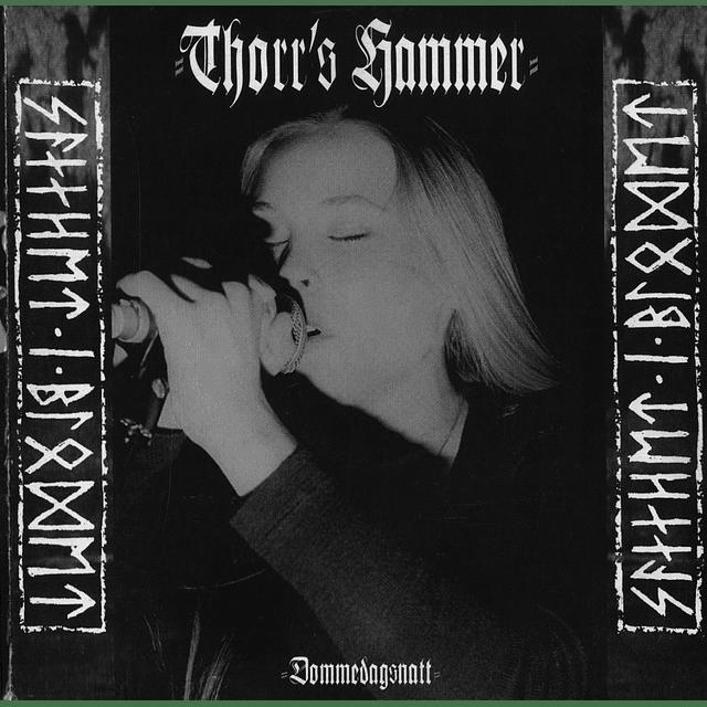 Thor's Hammer-Dommedagsnatt (CD)