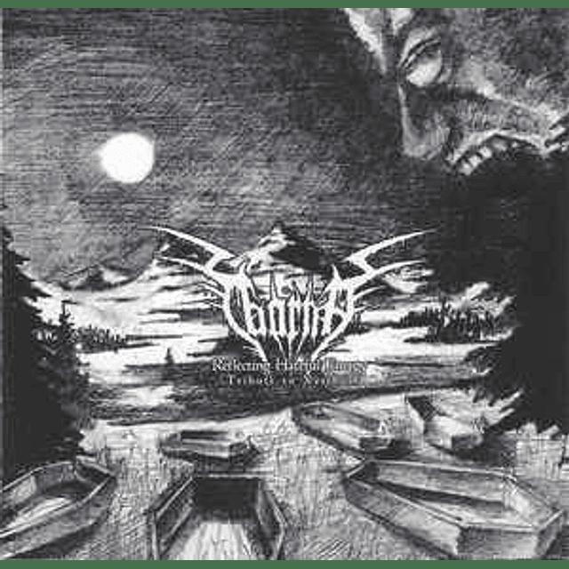 Taarma-Reflecting Hateful Energy (TributeTo Xasthur) (CD)