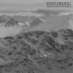 Vinterkrig-Ashes Of Non-Existence (ACd)