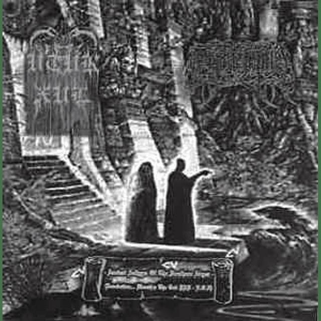 Utuk Xul / Mephiztophel-Ancient Aethyrs Of The Southern Abyss (Invokation... Worship The God PAN - N.O.X) (CD)