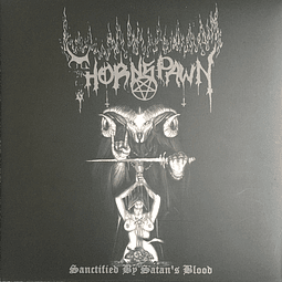 Thornspawn-Sanctified By Satan's Blood (CD)