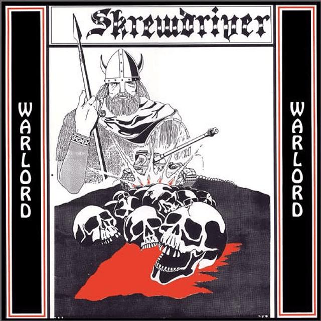Skrewdriver-Warlord (CD)
