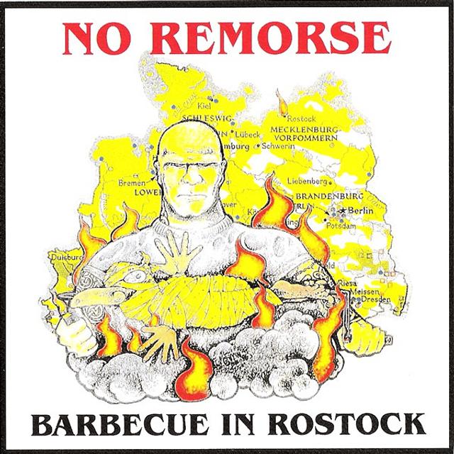 No Remorse-Barbecue In Rostock (CD)