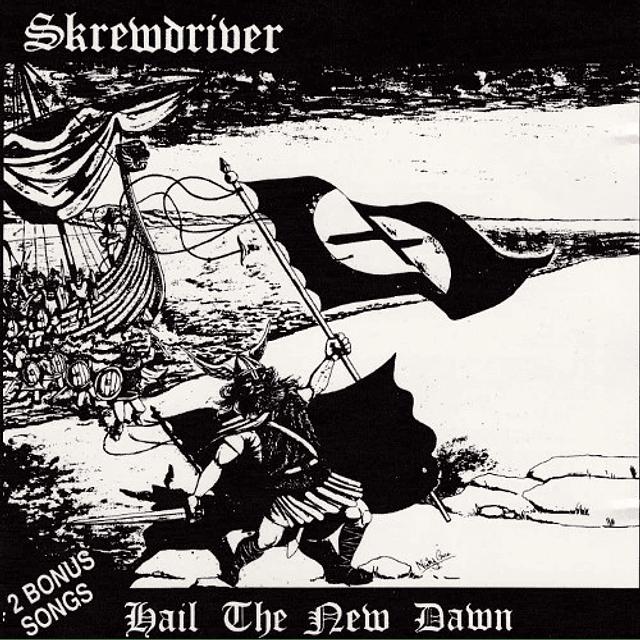 Skrewdriver-Hail The New Dawn (CD)