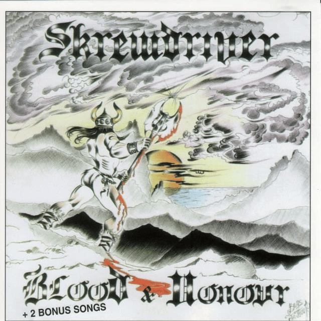 Skrewdriver-Blood & Honour (CD)