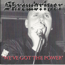 Skrewdriver-We've Got The Power (CD)