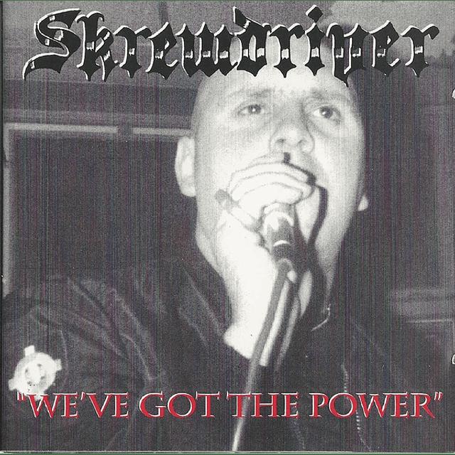Skrewdriver-We've Got The Power (CD)