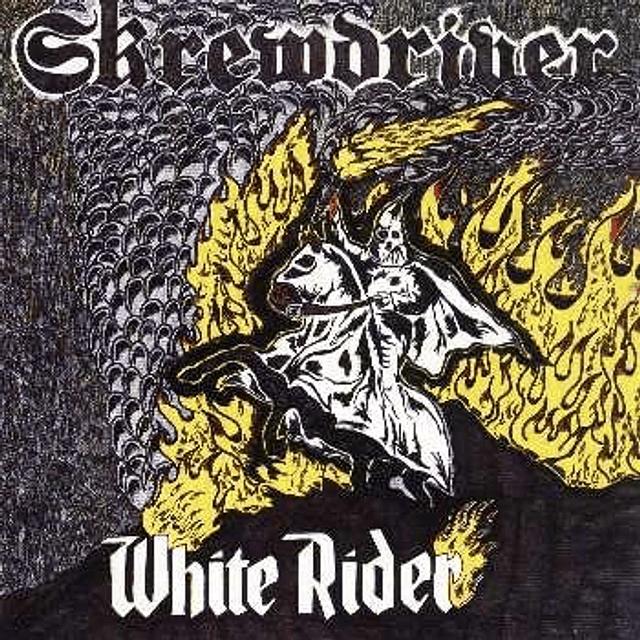 Skrewdriver-White Rider (CD)