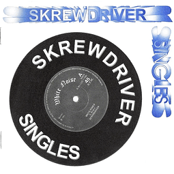 Skrewdriver-The Singles Collection (CD)