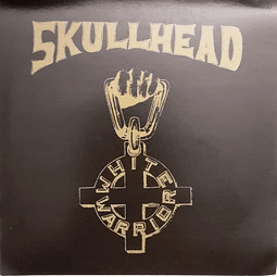 Skullhead-White Warrior (CD)