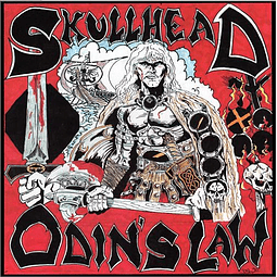 Skullhead-Odin's Law (CD)