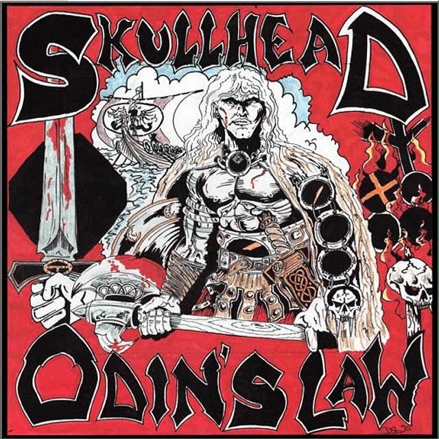 Skullhead-Odin's Law (CD)