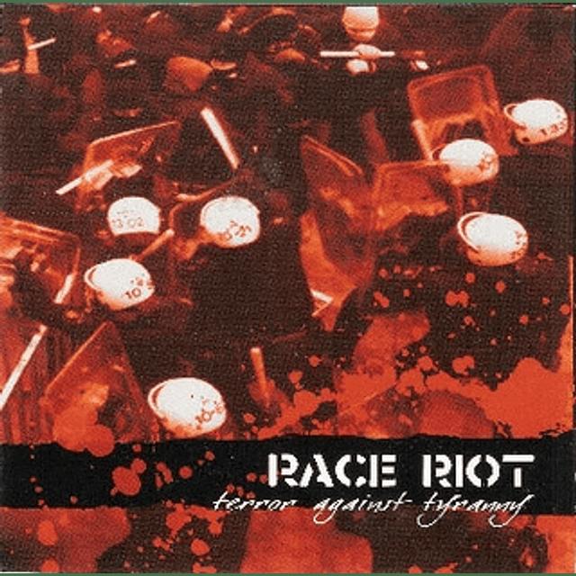 Race Riot-Terror Against Tyranny (CD)