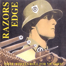 Razors Edge-These Wheels Roll For Victory! (CD)
