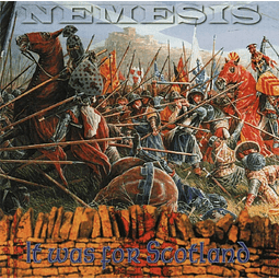 Nemesis-It Was For Scotland (CD)