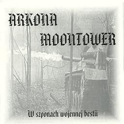 Arkona / Moontower-W Szponach Wojennej Bestii (CD)