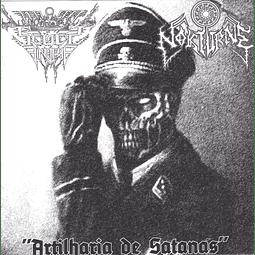 Seges Findere / Nokturne-Artilharia De Satanás (CD)
