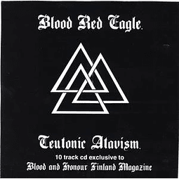 Blood Red Eagle-Teutonic Atavism (CD)