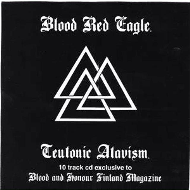 Blood Red Eagle-Teutonic Atavism (CD)